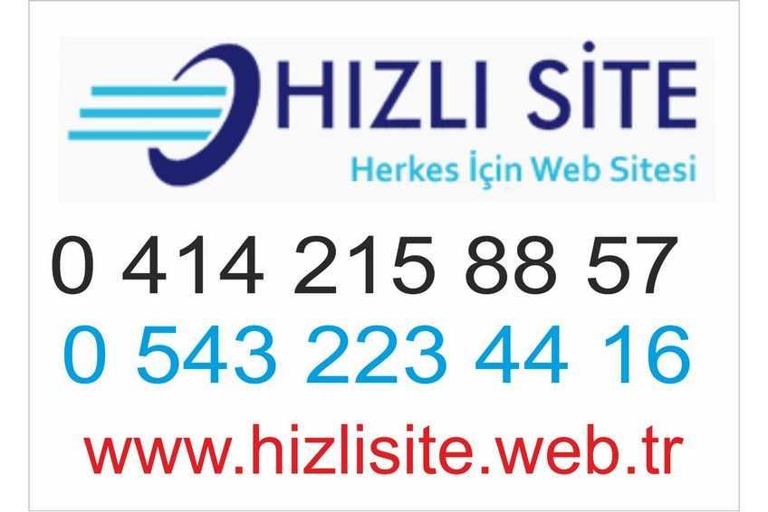 Akçakale Web Tasarım 0543 223 44 16 Website Şanlıurfa