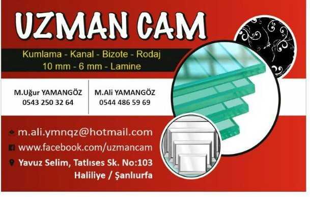 Uzman Cam Ayna Dekorasyon – 0544 486 59 69