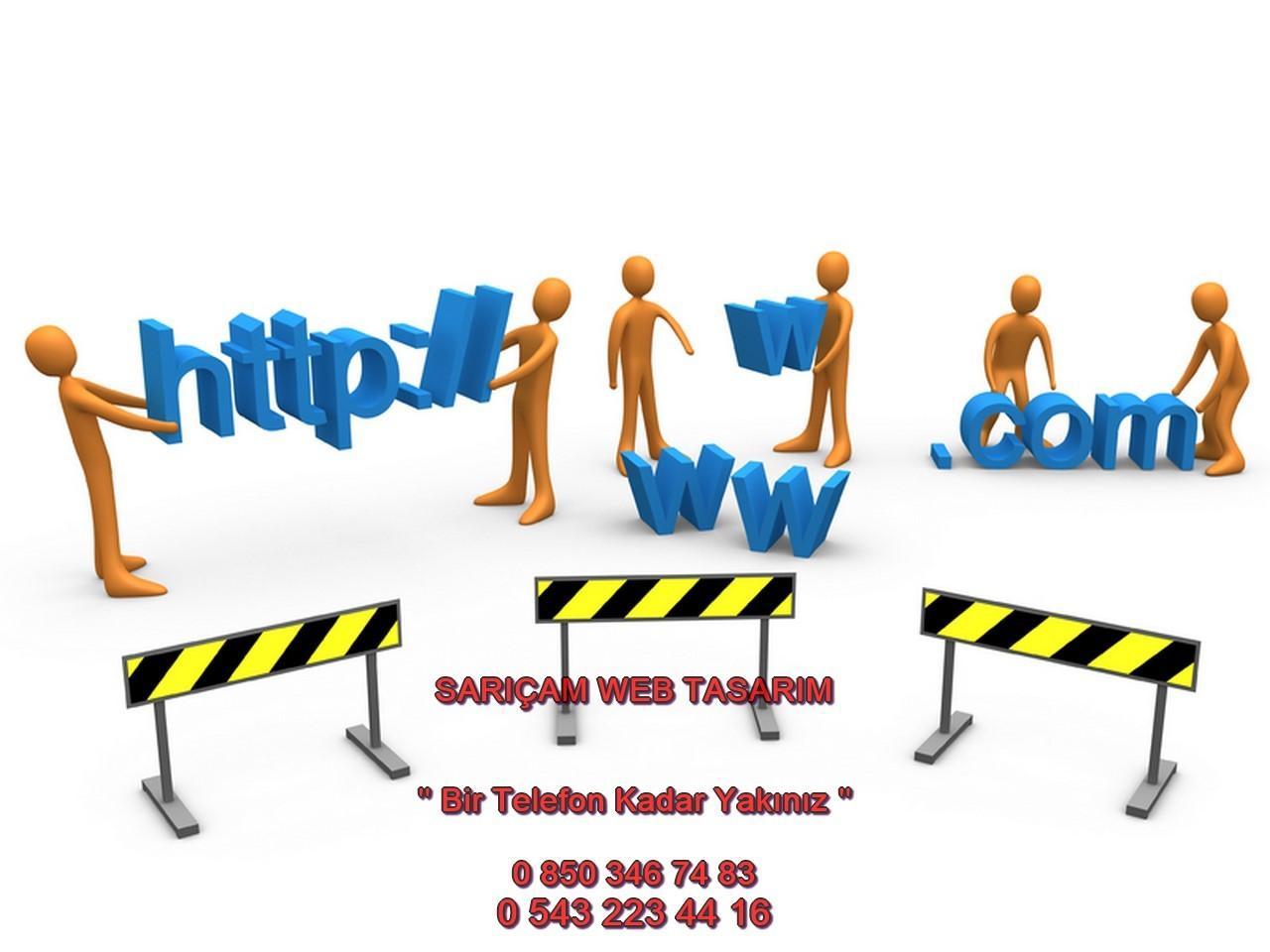 Sarıçam Web Tasarım