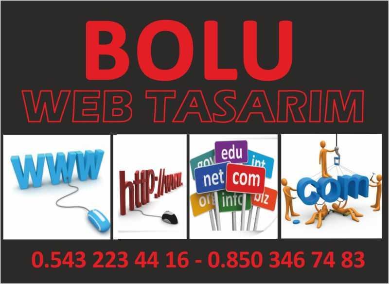 Bolu Web Tasarım