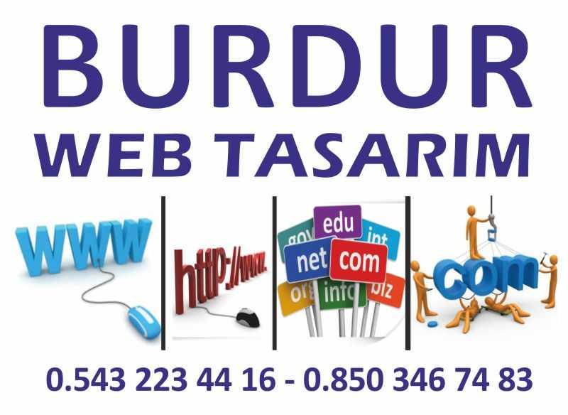 Burdur Web TASARIM
