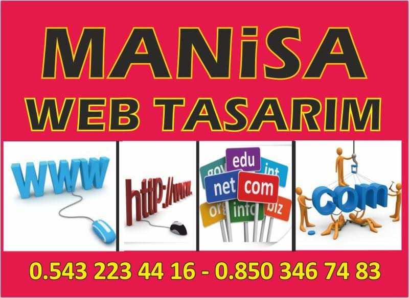 Manisa Web Tasarım