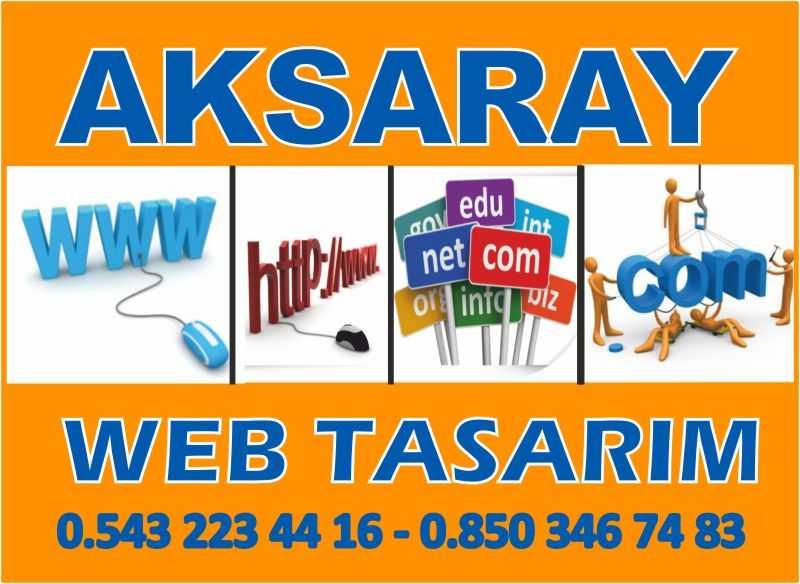 Aksaray Web Tasarım