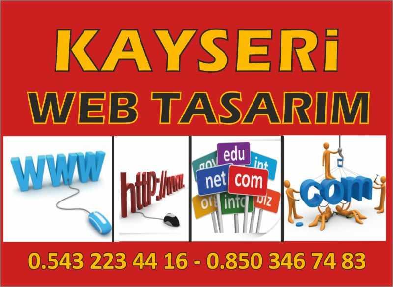 Kayseri Web Tasarim