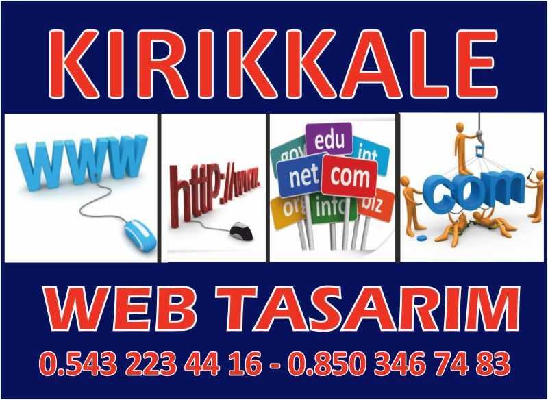 Kırıkkale Web Tasarım
