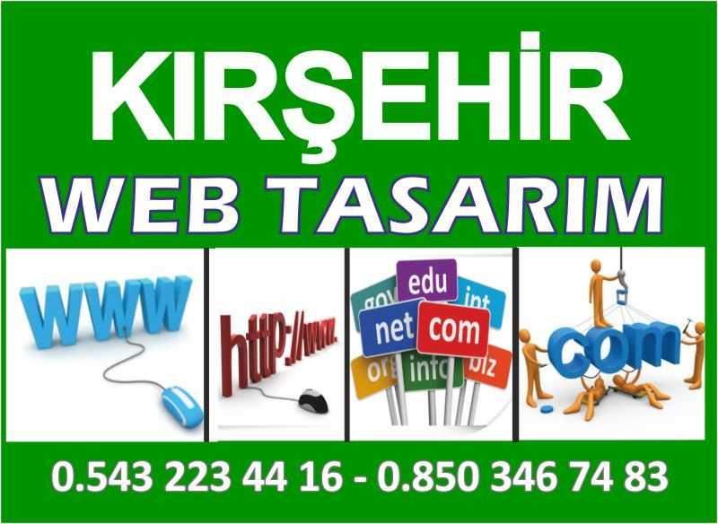 Kırşehir Web Tasarım