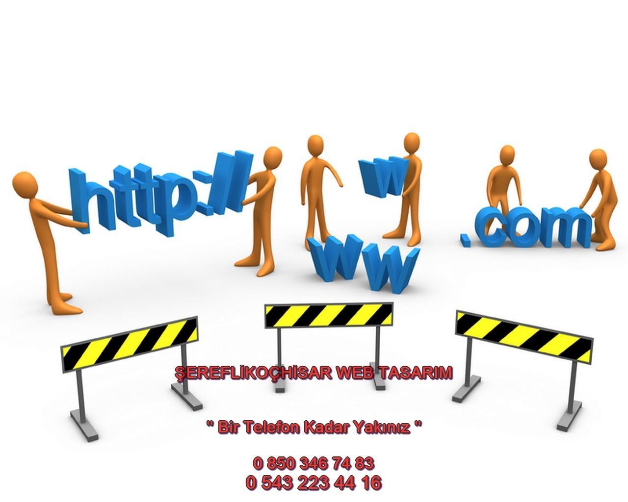 Şereflikoçhisar Web Tasarım