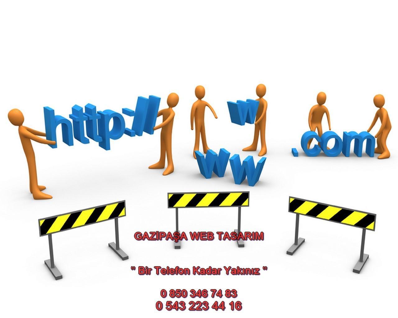 Gazipaşa Web Tasarım
