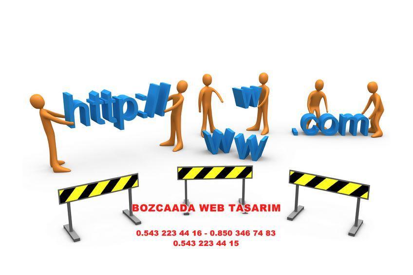 Bozcaada Web Tasarım