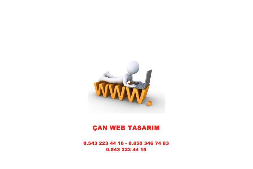 Çan Web Tasarım