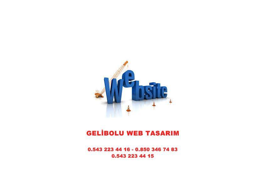 Gelibolu Web Tasarım