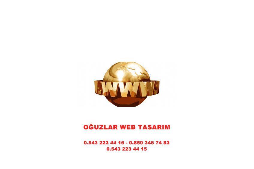 Oğuzlar (karaören) Web Tasarım