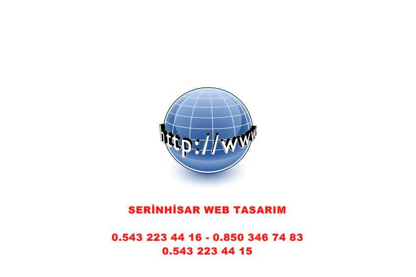 Serinhisar Web Tasarım