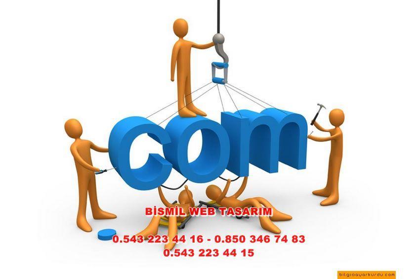 Bismil Web Tasarım