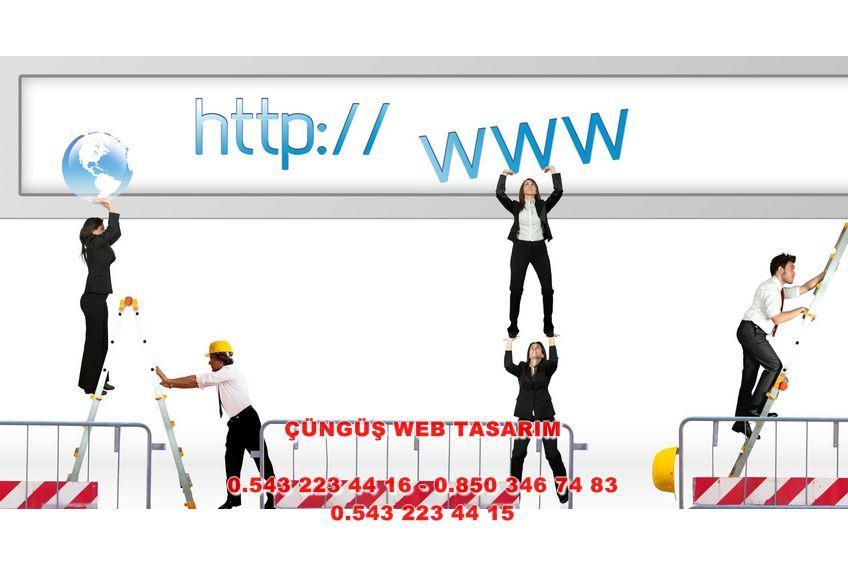 Çüngüş Web Tasarım