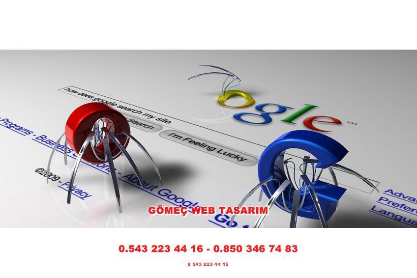 Gömeç Web Tasarım