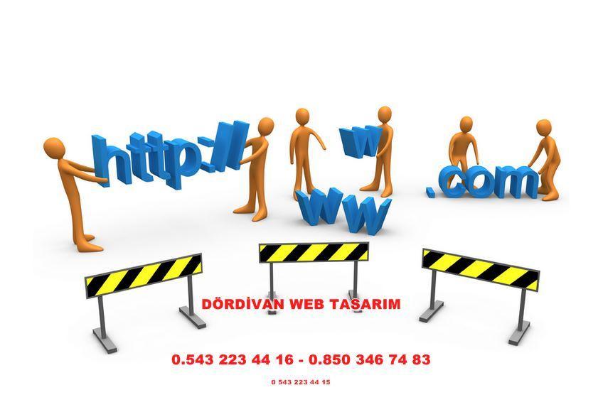Dördivan Web Tasarım