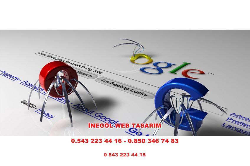 İnegöl Web Tasarım