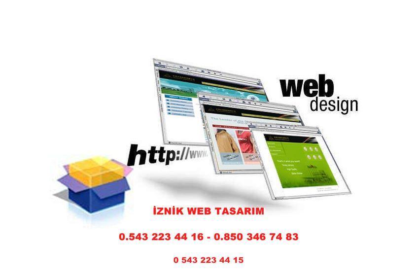İznik Web Tasarım
