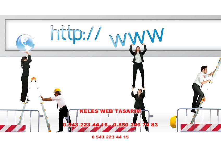 Keles Web Tasarım