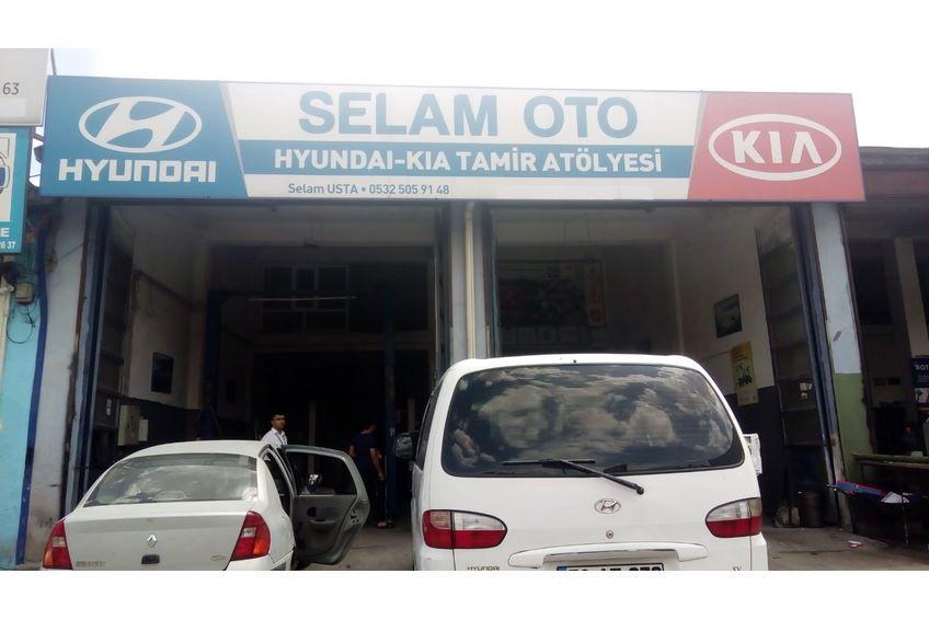Selam Özel Servis Ve Yedek Parça Hyundai Kia Oto Tamir