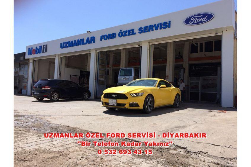 Uzmanlar Ford Özel Servis – Diyarbakır