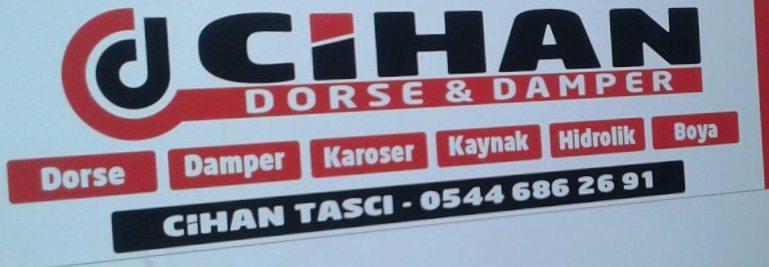 Cihan Dorse & Damper – Adıyaman