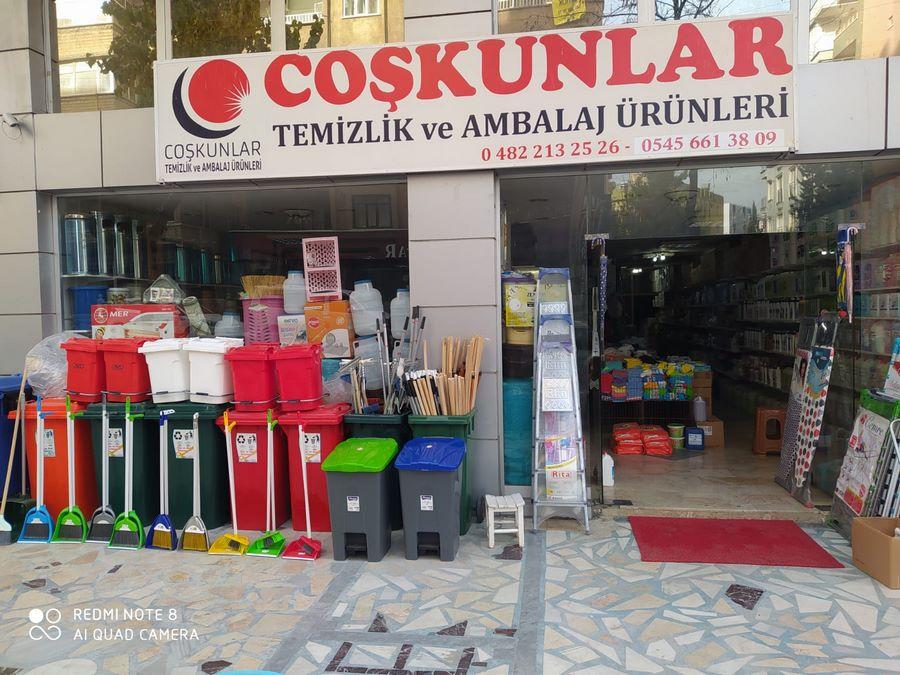 Çoşkunlar Endüstriyel Temizlik Ve Ambalaj Ürünleri Ltd. Şti. – Mardin